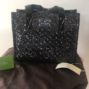 kate spade city sparkler handbag